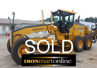 2009 Volvo G940 Motor Grader used for sale