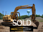 John Deere 190E Excavator used for sale