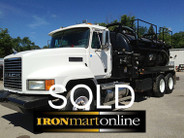2002 Mack CH612 Vacuum Truck used for sale