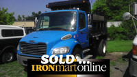2006 Freightliner M2 Single Axle Dump Truck used for sale (A0094)