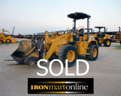 2004 TCM E-820-2 Wheel Loader used for sale