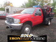 2003 Ford F-450 Plow Truck used for sale