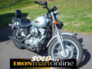 2001 Harley Davidson Super Glide Motorcycle, in very good condition.