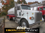 2006 Peterbilt 357 Tandem Axle Septic Tank Truck, in very good condition.