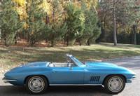 1967 Chevrolet Corvette Stingray used for sale