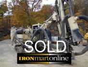 2001 Ingersoll-Rand ECM690 Track Drill used for sale