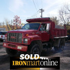 1994 GMC Topkick Dump Truck Single Axle
