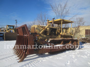 1966 Caterpillar D8H Crawler Tractor used for sale