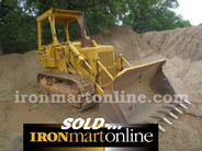 1980 Caterpillar 955L Track Loader, powered by a turbocharged 130hp Cat 3304 diesel engine.