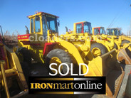 1997 Deere 544G Wheel Loader used for sale