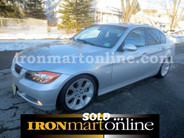 2006 BMW 330i, in very good condition.