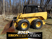 2002 John Deere 260 Series II Skid Steer, in very good condition.