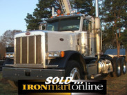 2001 Peterbilt 379 Tandem Axle Tractor, in very good condition.