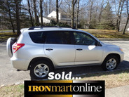2009 Toyota RAV-4 SUV used for sale