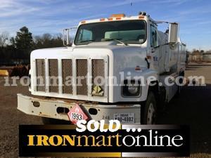 1994 International Model 2654 Fuel Lube Truck.