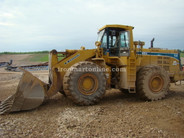 Kawasaki 115Z IV Wheel Loader used for sale