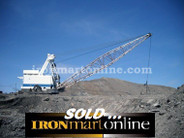 1972 Marion 7820-15R Walking Dragline, Diesel over Electric Power.