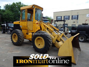 John Deere 544B Wheel Loader, in very good condition.