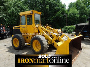 3 John Deere 544B Wheel Loaders, in very good condition.