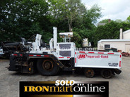 Blaw Knox PF3200 10-18 Foot Paver, in very good condition.