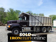 1998 Mack CL713 Tri Axle Dump used for sale
