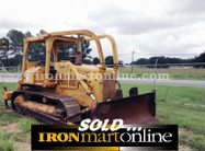 1971 Caterpillar D5B Crawler Tractor, Engine Enclosures, Good Condition.