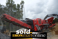 2014 Terex-Finaly Jaw Crusher J-1175 used for sale