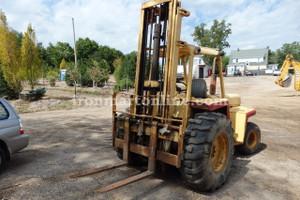 Massey Ferguson 6500 Forklift