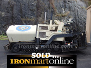 Blaw Knox PF4410 Tracked Asphalt Paver, in very good condition.