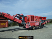 Used Terex Finlay I-110 Impact Crusher for Sale