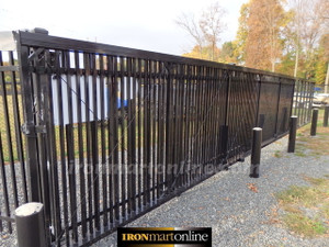 Used Jerith 37 Foot Single Roller Gate for Sale
