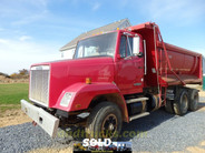 Freightliner Tandem Axle Super Duty FL112 Site Truck used for sale
