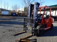 Used Kalmar Five Ton Tow Motor Forklift for Sale