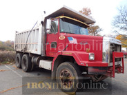 Used 1988 Autocar Tandem Axle Dump Truck for Sale
