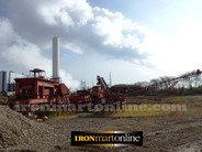 Used 28x54 Impact Jaw Crusher Plant For Sale