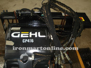 Gehl CP416 Cold Planer, an ideal addition to your heavy equipment lineup.