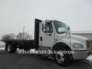 Used Freightliner Flatbed Trucks for Sale