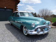 1952 buick super rivera sedan for sale