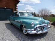 1952 buick super rivera sedan for sale