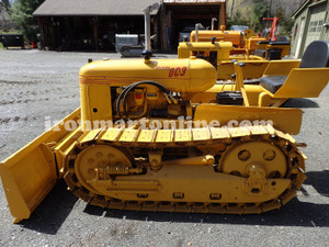 1958 Oliver Clectrac OC-3 Dozer