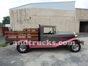 Chevy Diamond T Pick up truck