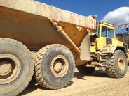 1997 Volvo A30C articulated truck