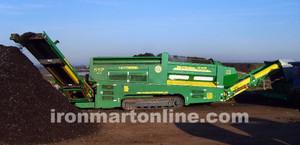 topsoil screener for sale   trommel screen for sale   topsoil screener rental