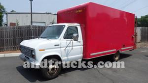 1991 ford e350 Box Truck
