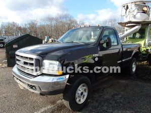 used 2004 Ford F-250 4x4 pickup for sale