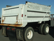 2001 Wheeler 13' Pup Dump Trailer