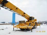 1998 Grove RT855B Heavy Duty 55-Ton Rough Terrain Crane