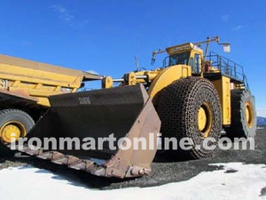 2008 LeTourneau L-1350 Wheel Loader
