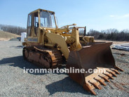 used For Sale Caterpillar Track Loader 963 S/N 21Z00724