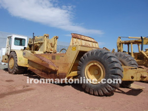 used 21 yard 431 b dresser international scraper for sale